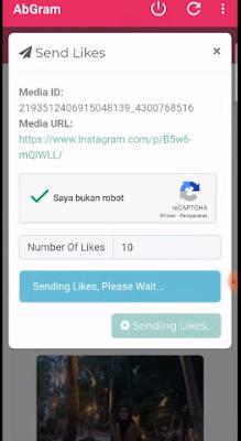 Cara Menambah Like di Instagram