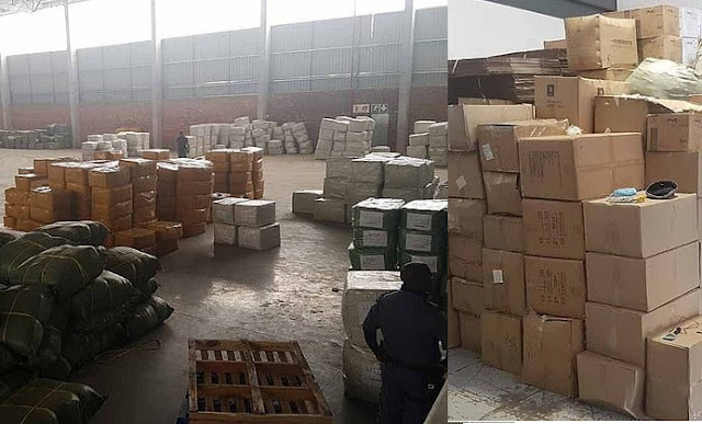 Police seized thousands of counterfeit coronavirus vaccines in South Africa and China