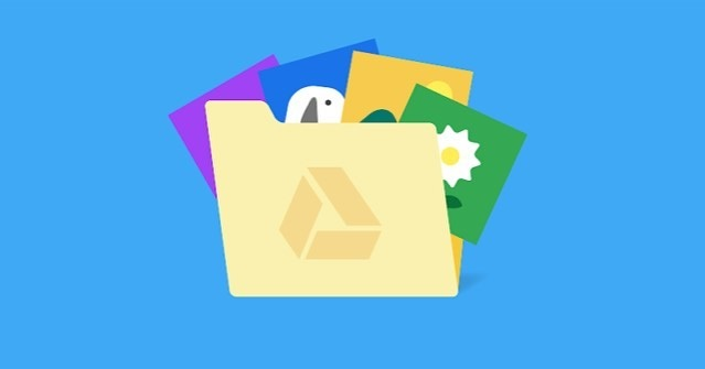 Car Donwload File dari Google Drive
