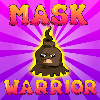 Games2Jolly Mask Warrior Rescue