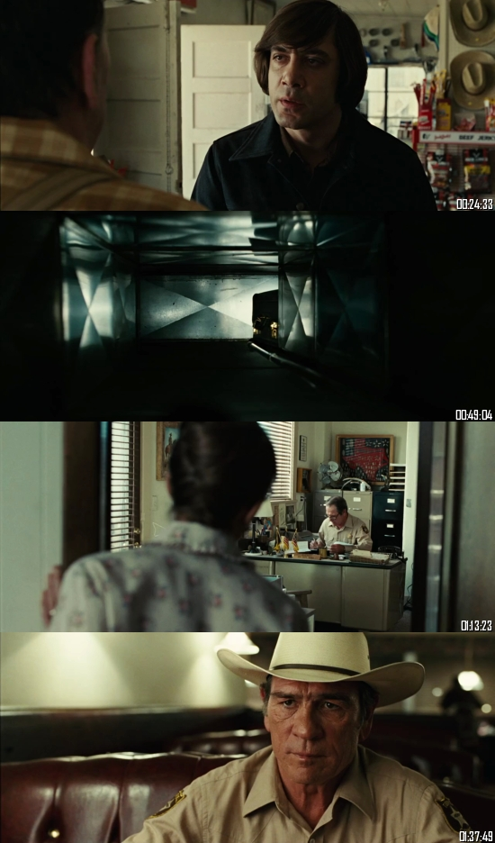 No Country for Old Men 2007 BRRip 720p 480p Dual Audio Hindi English Full Movie Download