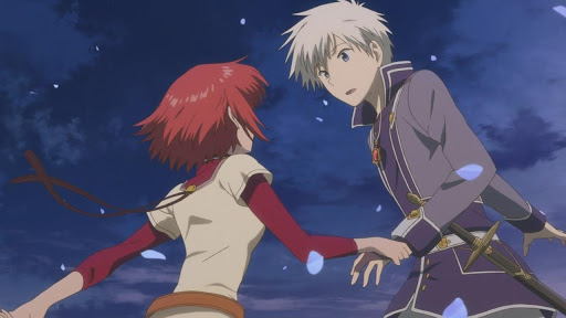 Review Anime Akagami No Shirayuki Hime