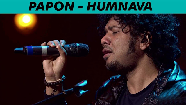 Humnava - Papon @ MTV Unplugged 5