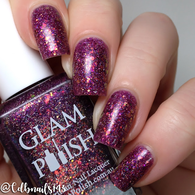 Glam Polish-Case Full of Magical Creatures