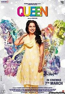 Queen 2014 Hindi Movie