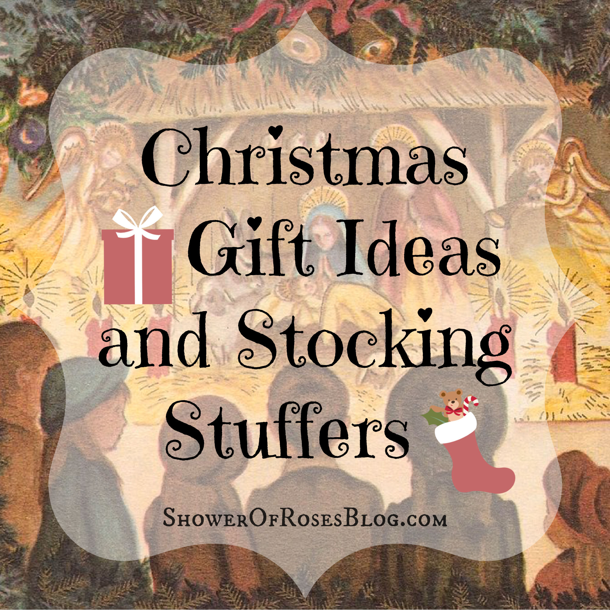 2020 Christmas Gift Ideas Stocking Stuffers Plus Another Sleighful Of Giveaways Shower Of Roses