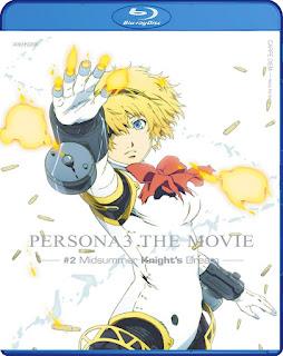 Persona 3: La Película El Sueño de Verano del Caballero [BD25] *Subtitulada