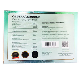 Glutax 23000GK DNA Glutokines