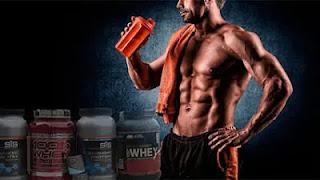 أفضل أنواع المكملات الغذائية لتضخيم العضلات