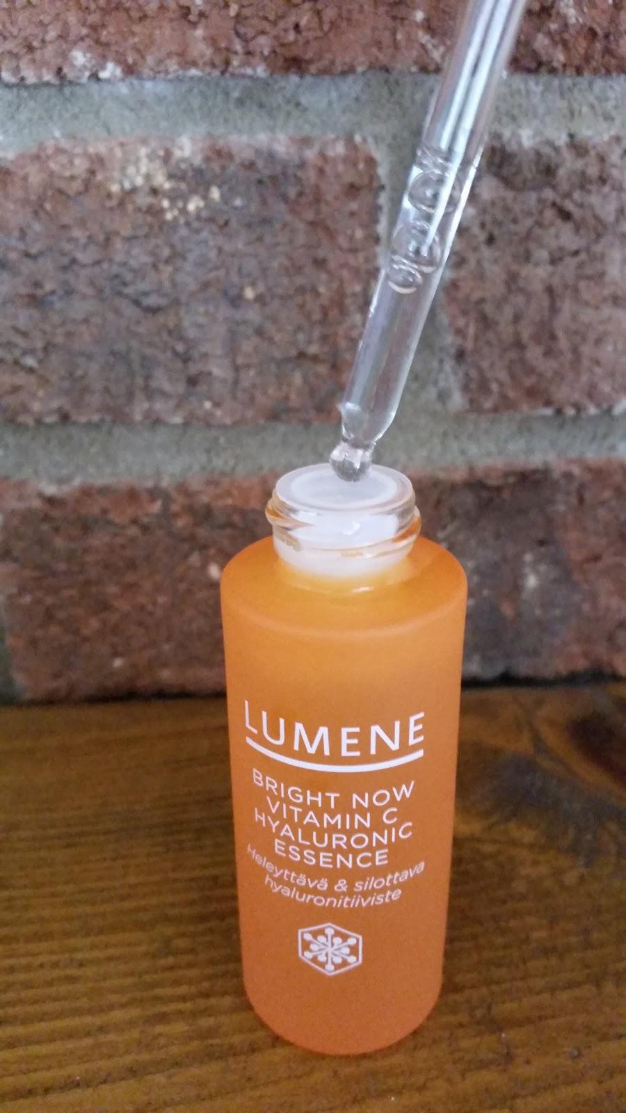 lumene vitamin c serum reviews