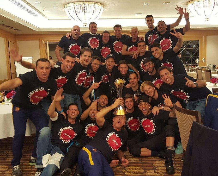 camiseta fc barcelona mundial clubes
