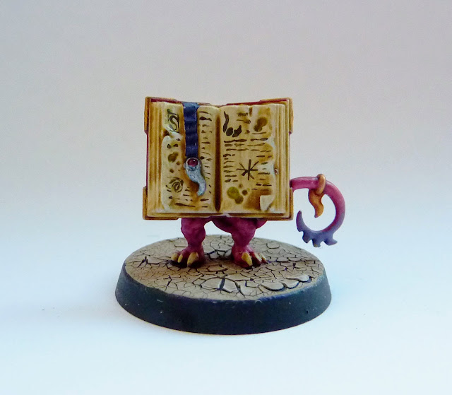 Familiar from Warhammer Quest: Silver Tower - Blot