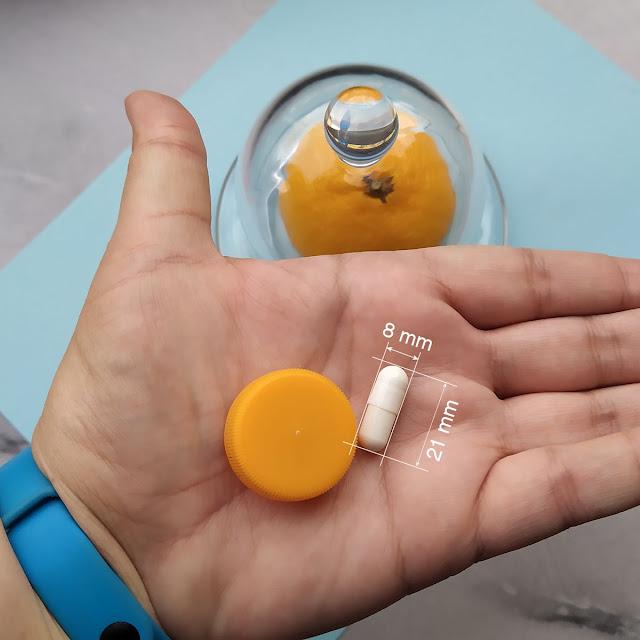 Medzi výhody horčíka od Sportique nepatrí iba veľkosť kapsulí