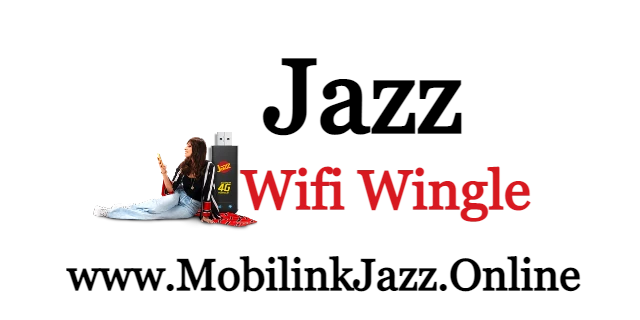 Jazz 4G WIFI Device
