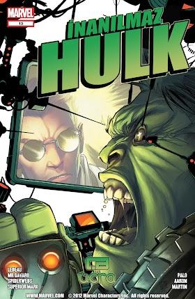 İnanılmaz Hulk #13