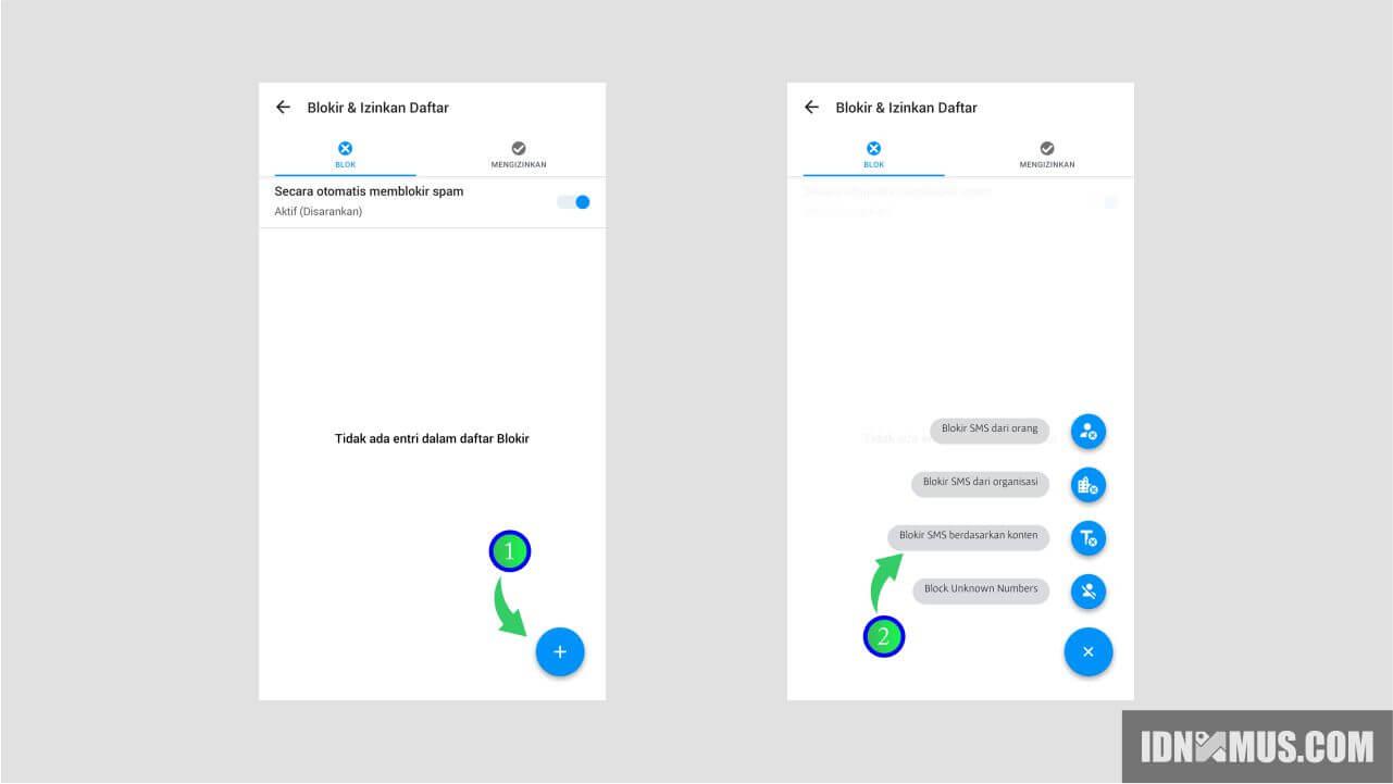 Cara Blokir SMS Penipuan yang Mengganggu