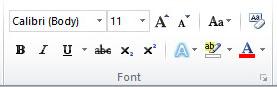 Fungsi ikon tools microsoft word