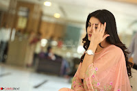 Avantika Mishra Looks beautiful in peach anarkali dress ~  Exclusive Celebrity Galleries 007.JPG