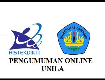Pengumuman Online SNMPTN SBMPTN USM UNILA 2019/2020