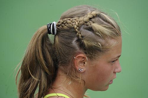 Irina Khromacheva Russia Female Tennis Player 2012 | All ...