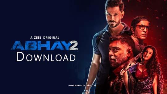 Abhay Season 2 Download Filmyzilla, 9xMovies, Tamilrockers Leaked Online