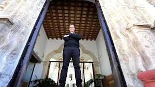 """Federico Mantaras aboga por """"una Semana Santa en los templos"""""""