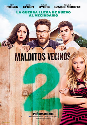 Descargar Malditos vecinos 2 2016 (HDRip) Español Latino