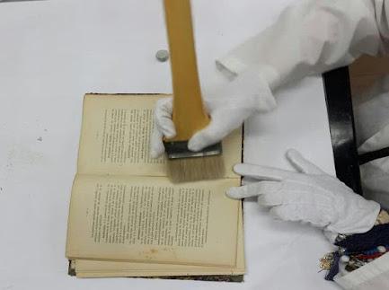 Expertos restauran libro escrito por el doctor José Gregorio Hernández (+Fotos)
