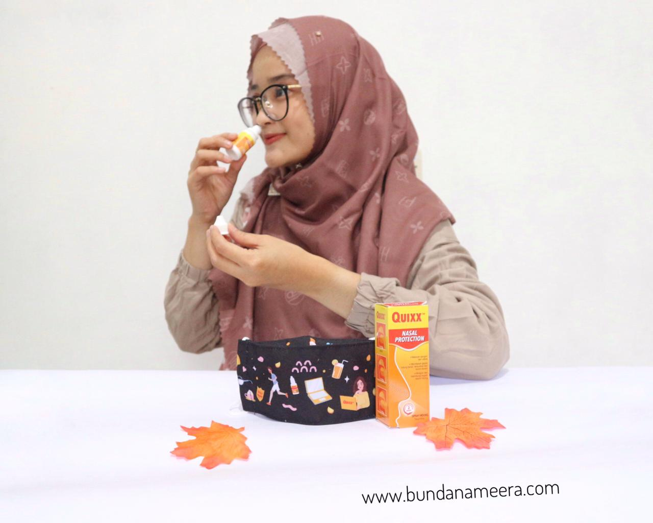 Quixx Nasal Protection