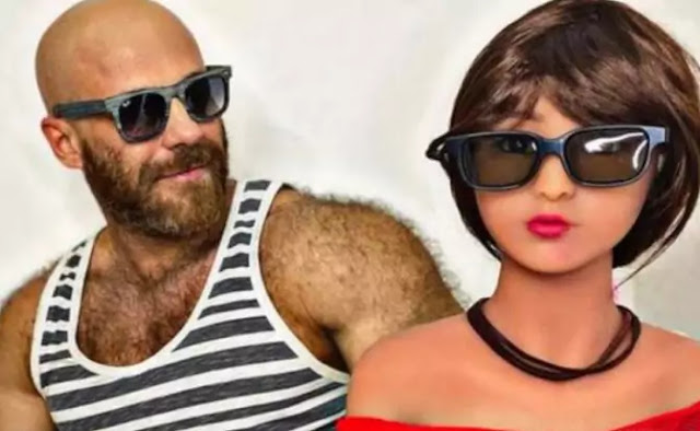 The bodybuilder who was in the news because of sex dolls made another embarrassing revelation