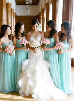 2019 Elegant Chiffon Sweetheart Sleeveless Bridesmaid Dress