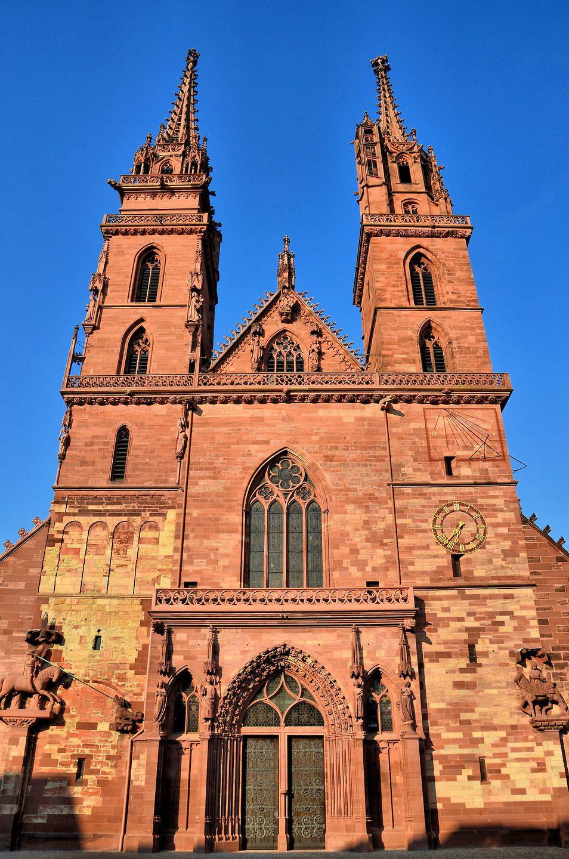 Catedral da Basiléia - Suíça