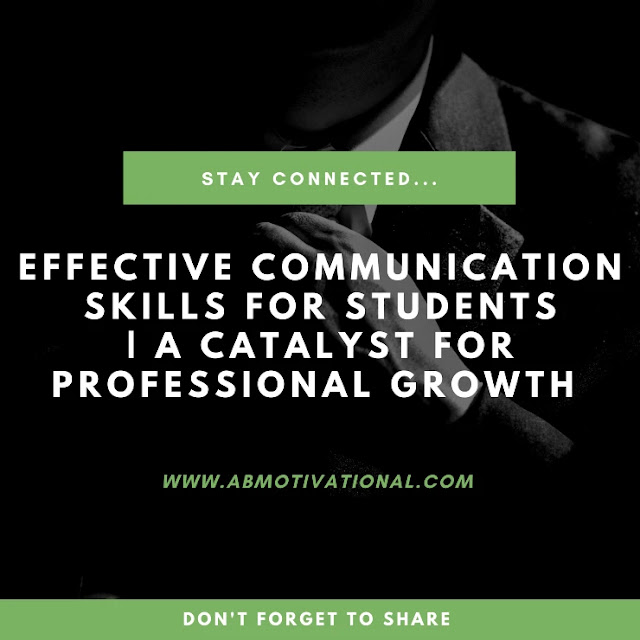 Effective-Communication-Skills:Importance-In-Life