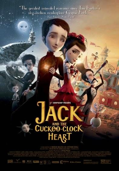 Jack and the Cuckoo-Clock Heart (2013) DVDRip