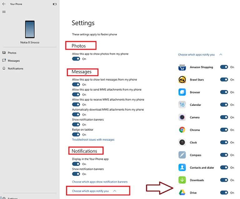 Cara Cepat Menggunakan Aplikasi Your Phone Di Windows 10