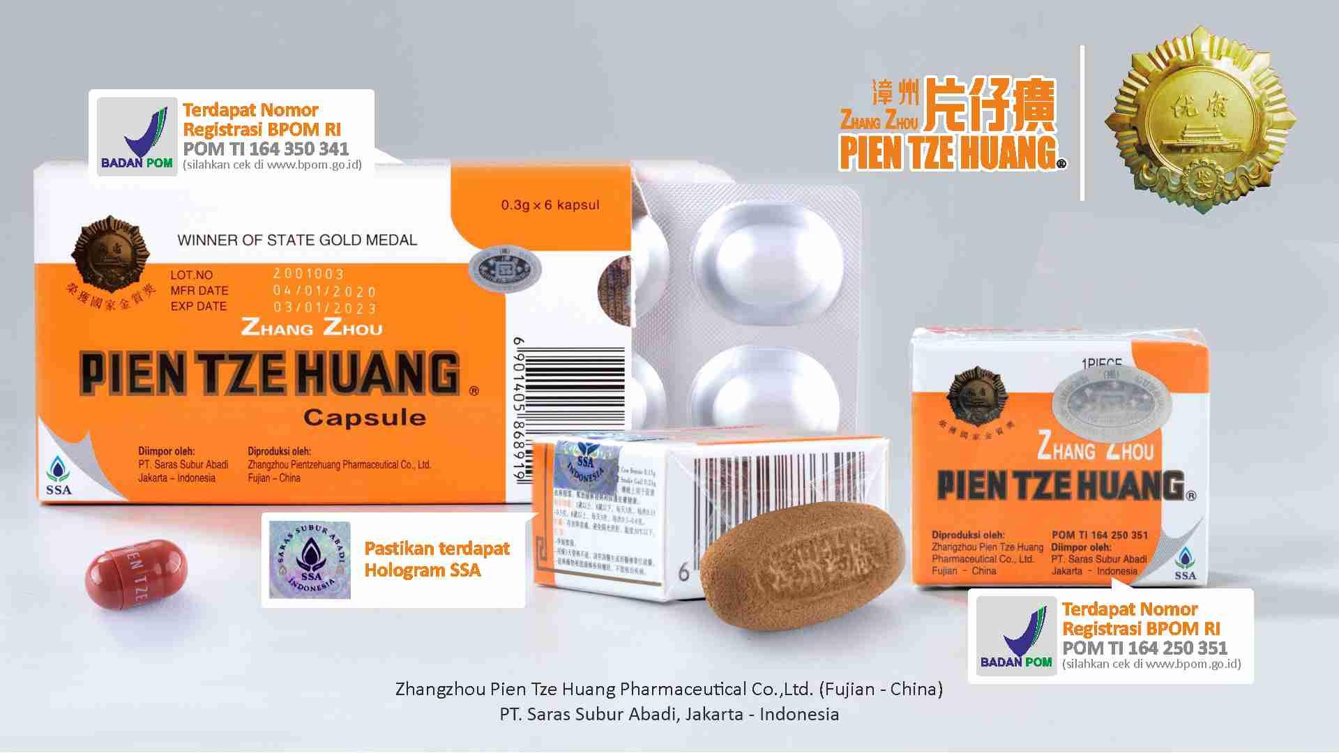 Pien Tze Huang Ternyata Ampuh Obati Beberapa Gangguan Kesehatan Ini!