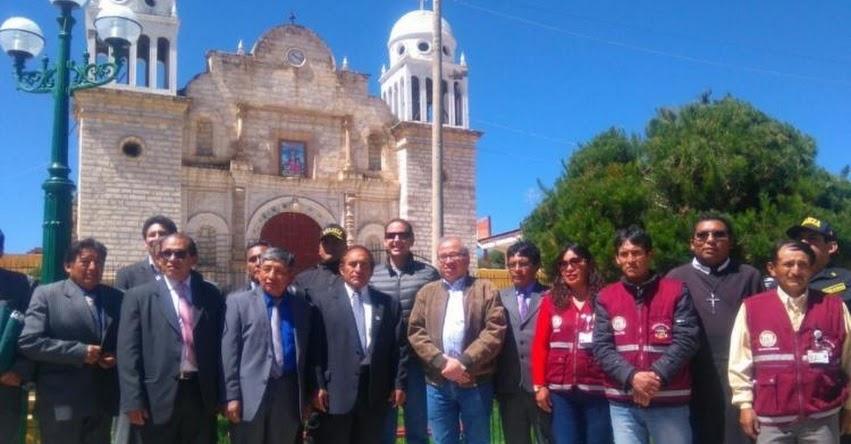 Inauguran proyecto de teleducación en Ayacucho gracias a red de fibra óptica - RDNFO