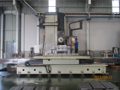 Vertical Machining Center 2000×1000