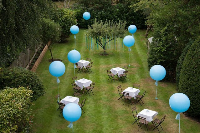 TOP DECO GARDEN PARTY