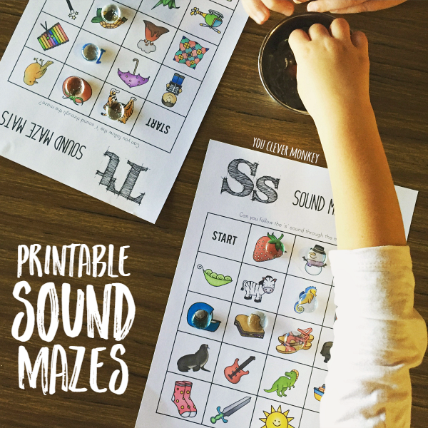 Literacy Centre Activities - plenty of literacy centre ideas for developing phonological awareness, rhyme, syllables, initial sound knowledge and word work. Perfect for young children aged 5-8 years   you clever monkey