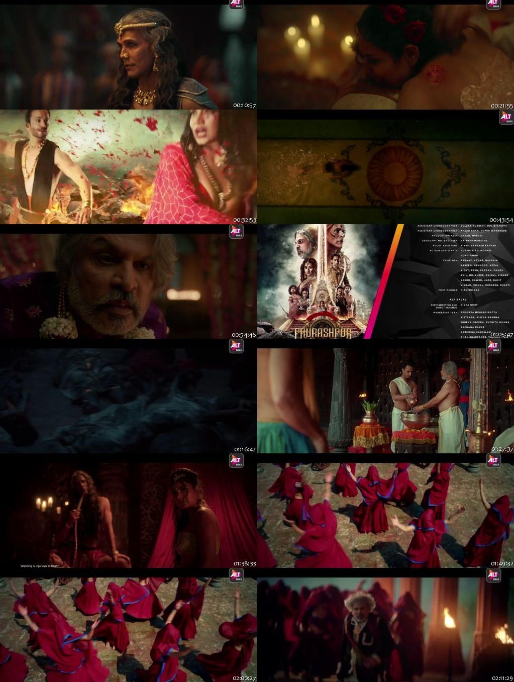 Paurashpur 2020 (Season 1) All Episodes HDRip 720p
