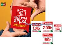 """Basko """"Una vita spesa insieme"""" : vinci 100 Gift Card da 500 euro e fino a 2000 euro"""
