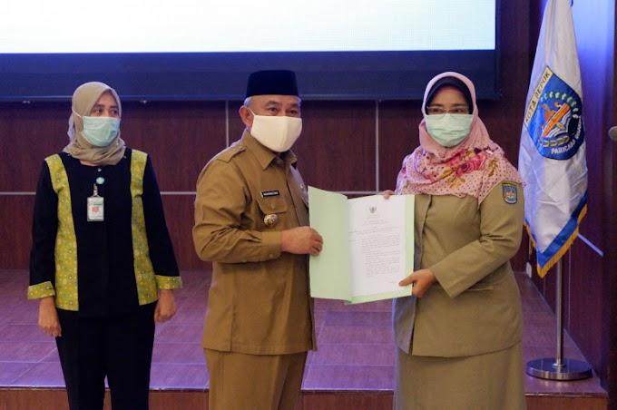 RSUD Depok Ditetapkan Sebagai Rumah Sakit Khusus Covid-19