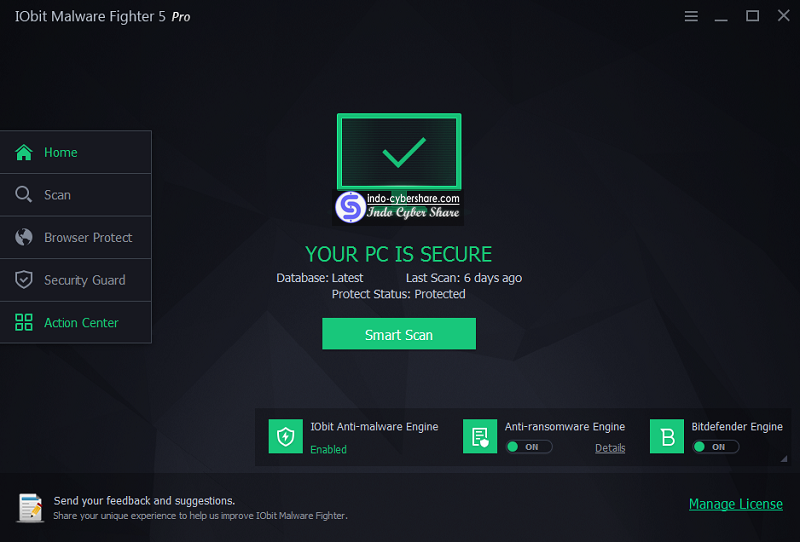 IObit Malware Fighter Pro 5 Full Version