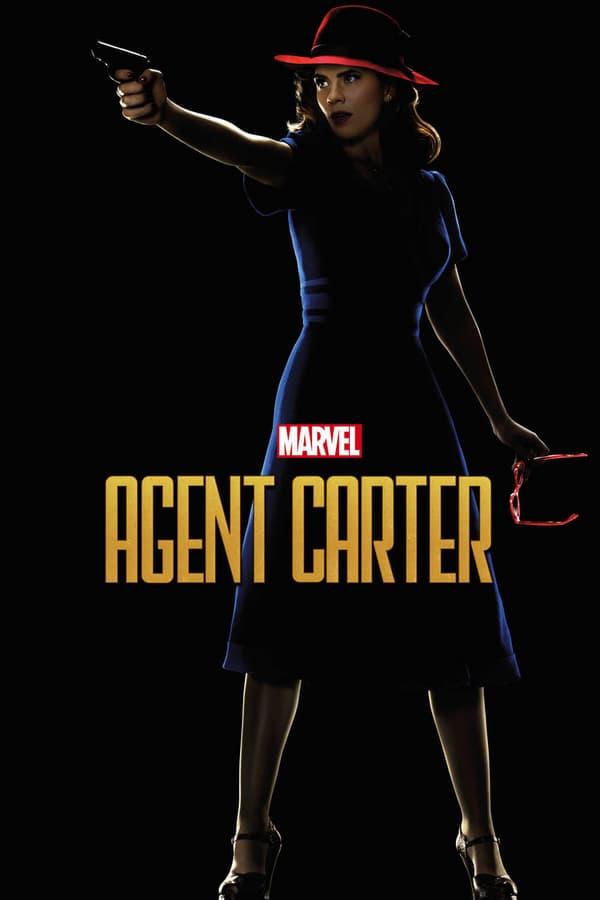 Descargar Agent Carter Latino HD Serie Completa por MEGA