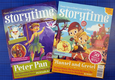Storytime Magazine (age 2-11) Review and Discount Code