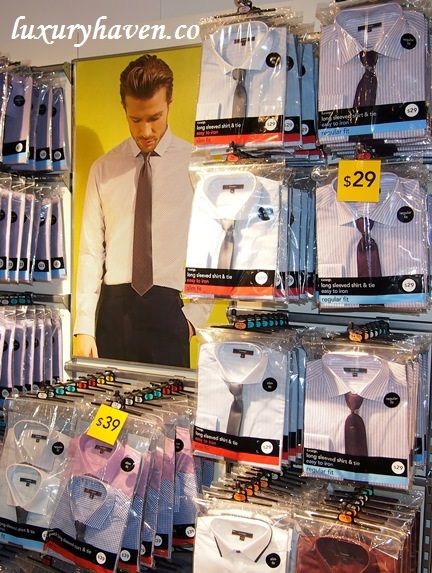 john little asda fashion label george business shirts
