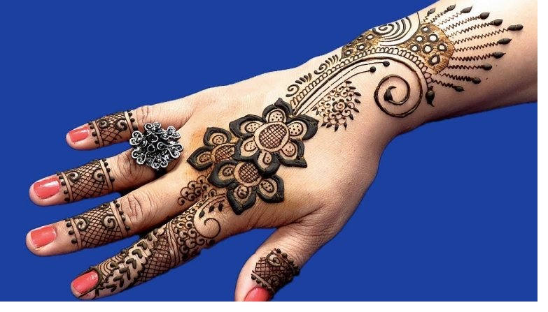 Eid Mehndi designs 2019