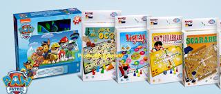 Logo Aquafresh Missione Famiglia ti regala i giochi in scatola