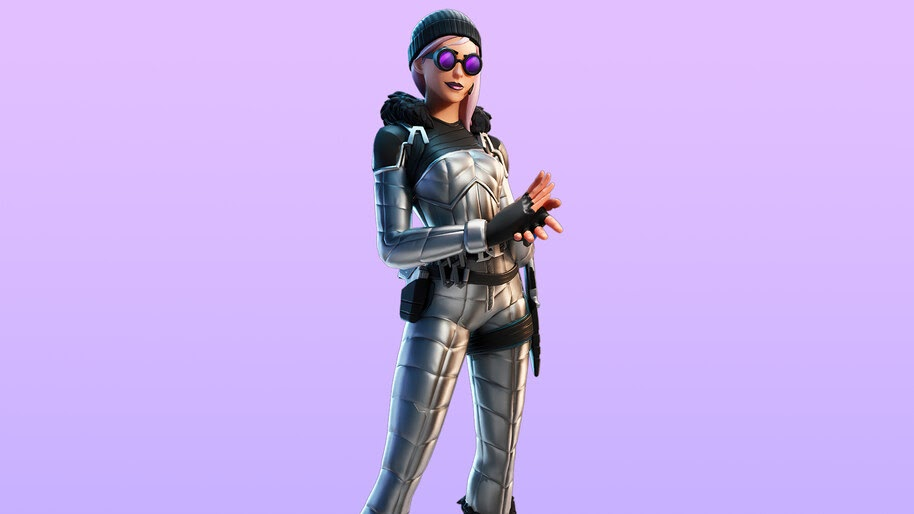 Arctica, Fortnite, Skin, Outfit, 4K, #3.1507